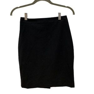Banana Republic Fitted Pencil Skirt